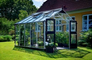 backyard greenhouse kit