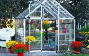 easy to move and takedown greenhouse