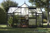 Jr Orangerie Glass Greenhouse