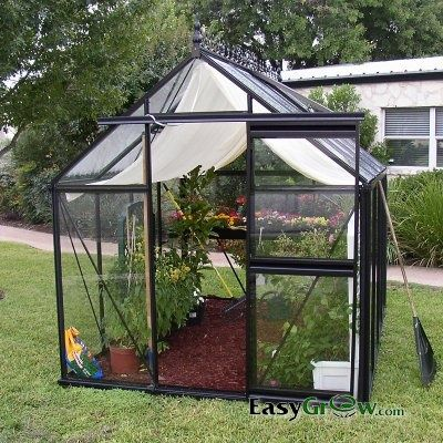 Jr Victorian Vic23 Glass Greenhouse