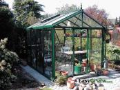 Victorian vi23 Glass Greenhouse