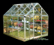 Snap & Grow 6x8 Silver Greenhouse