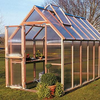 Sunshine Mt. Hood greenhouse kit