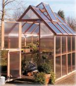 Mt. Hood 6x8 Greenhouse